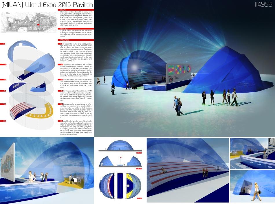 [MILAN] World Expo Pavilion