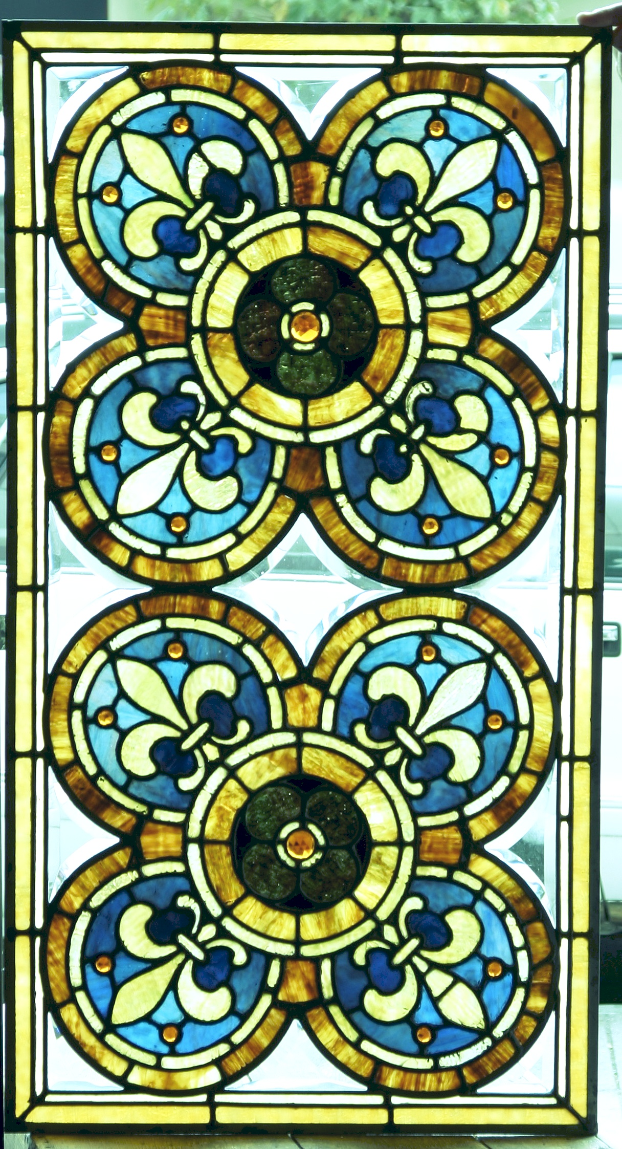 Art nouveau stained glass my blog for Window design art