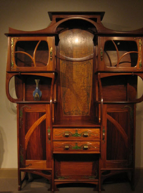 Art Nouveau Furniture Designs