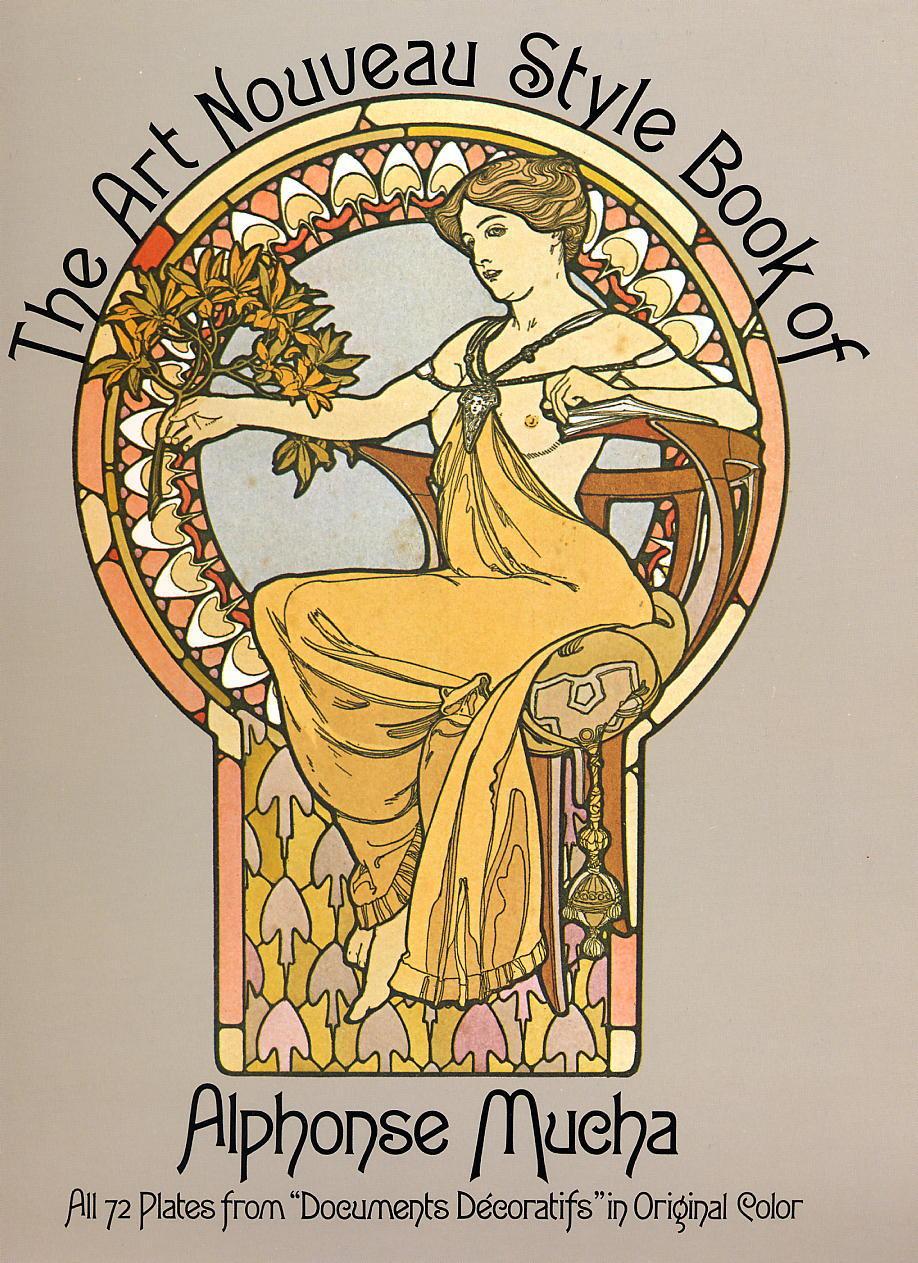 Book Cover Art Nouveau ~ Art nouveau posters my