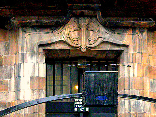 The Glasgow School Of Art Redevelopment My Blog